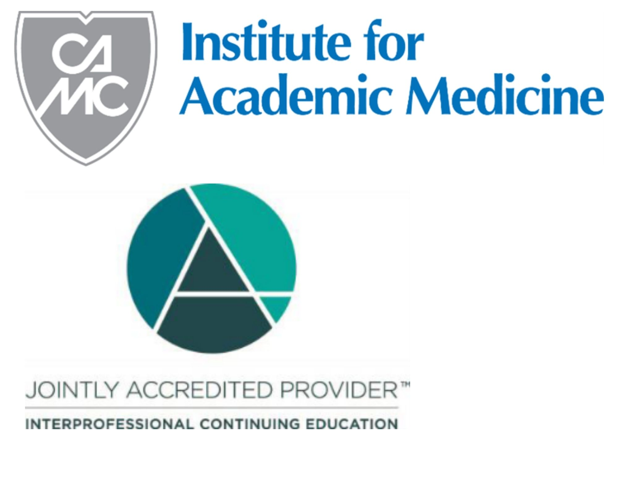 CAMC Health Education Research Institute; Jointly Accredited Provider