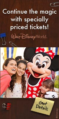 Discount Disney Tickets for AGS18 Attendees