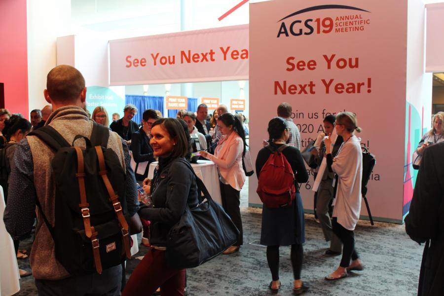 Subscribe to the AGS Annual Meeting Email List