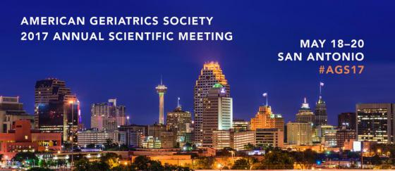 AGS Annual Meeting San Antonio, 2017