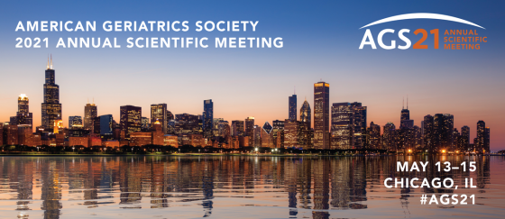 American Geriatrics Society 2021 Annual Scientific Meeting Abstract Deadline Submission